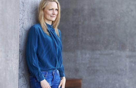 Podcaster Charlotte Heje Haase