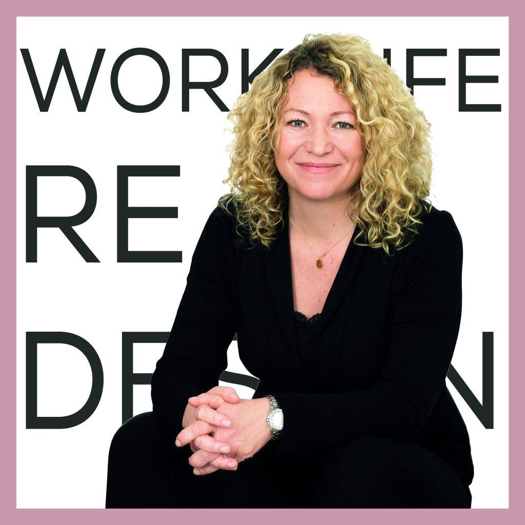 Worklife redesign podcast