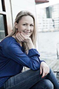 Charlotte Heje Haase podcaster
