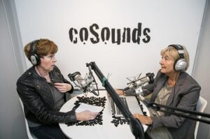 Podcaststudie CoSounds