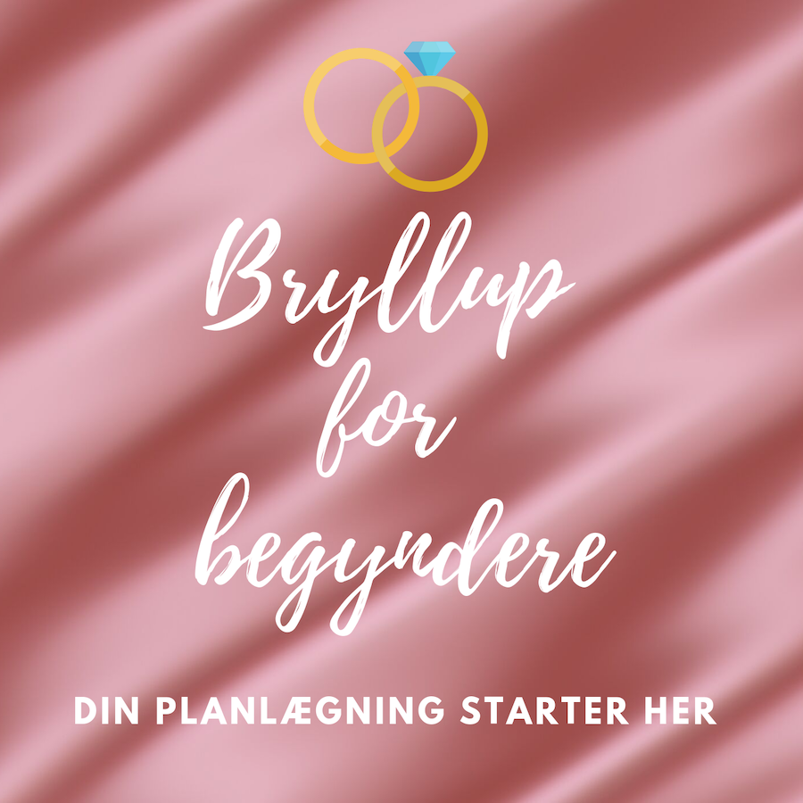 Bryllup for begyndere podcast