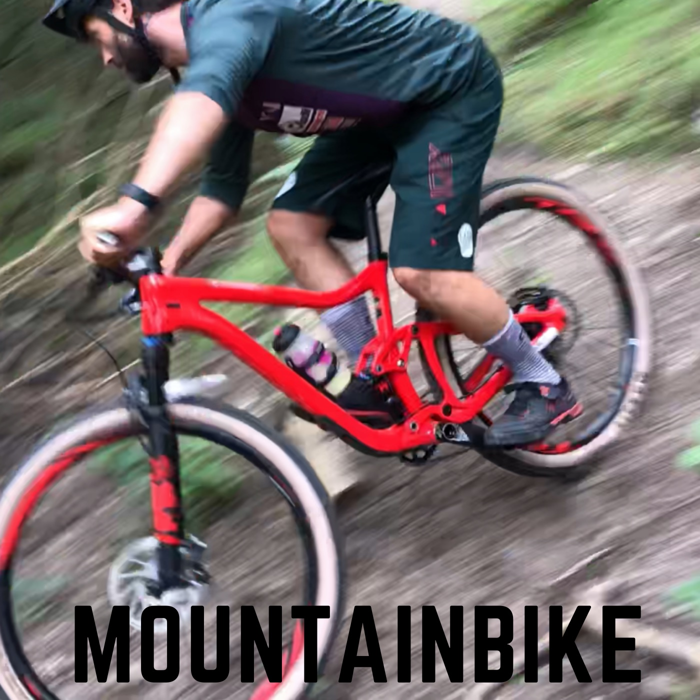 Mountainbike podcast