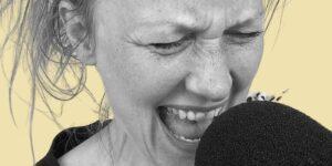 Podcaster del din stemme